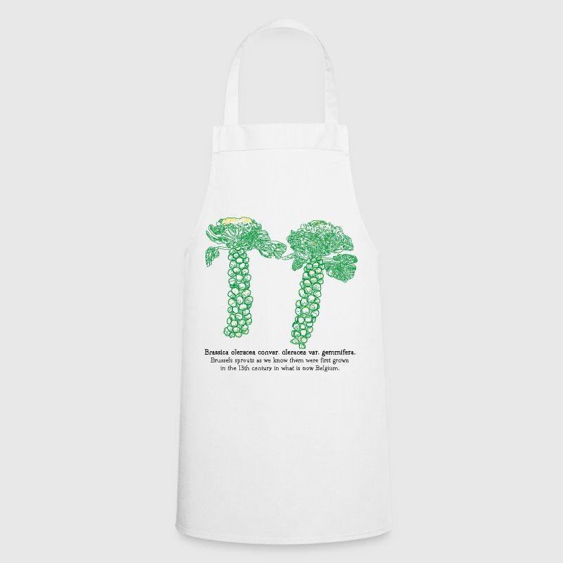 Brussel Sprouts 2 - Cooking Apron