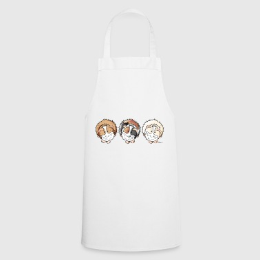 Funny Guinea Pigs - Cooking Apron