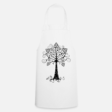 Mythical Collection arbre phare noir - Cooking Apron