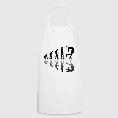 Evolution Icedancer Iceskating Icedance Figure Ska - Cooking Apron