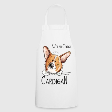 Welsh Corgi Cardigan - Dog - Puppy - Funny - Pets - Cooking Apron