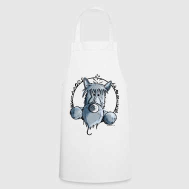 Funny Scottish Terrier - Cooking Apron
