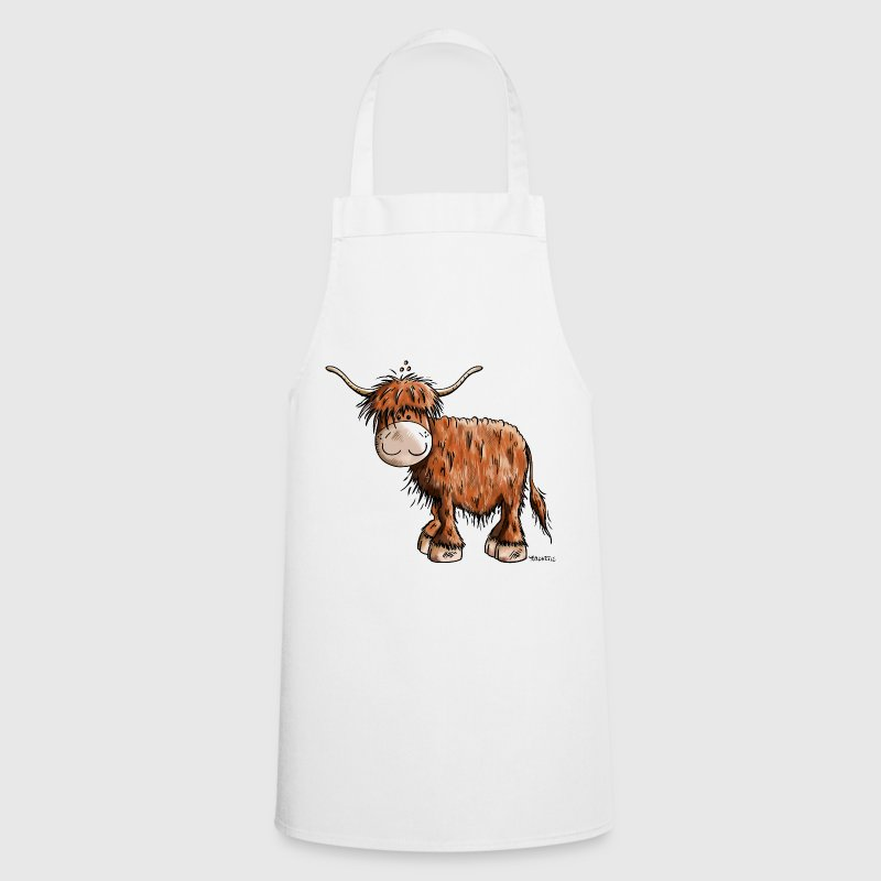 Highland Cattle - Cooking Apron