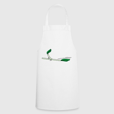 Start by starting - Cooking Apron
