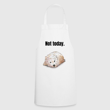 Highland West Highland White Terrier - Cooking Apron