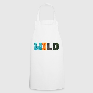 WILD - Cooking Apron