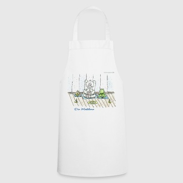 Meditation The meditators - Cooking Apron