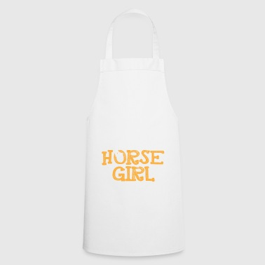 Funny Horse Riding Rider Pony Lover - Cooking Apron