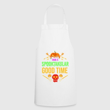 Spooktakular - Halloween Scary Creepy Spooky - Cooking Apron