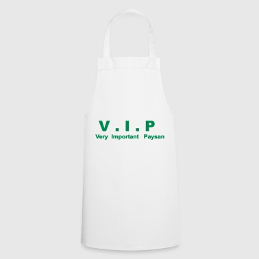 VIP - Very Important Paysan - Tablier de cuisine