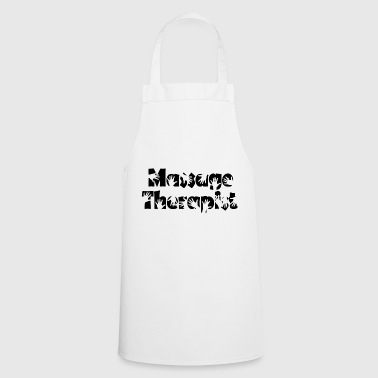 Massage therapist - Cooking Apron