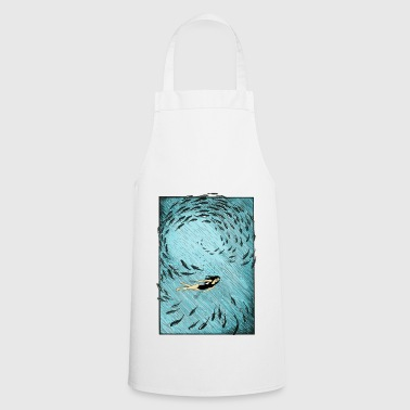 Under the water - Cooking Apron