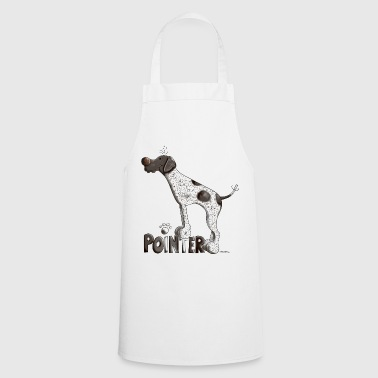 Cute German Shorthaired Pointer - Cooking Apron