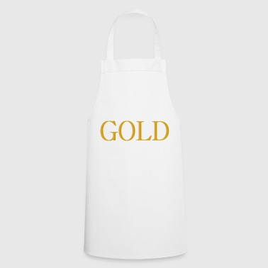 GOLD - Cooking Apron