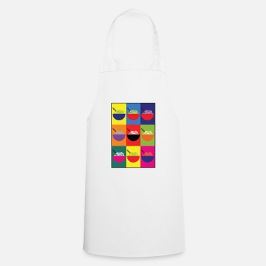 Pho Pop Pho Art - Cooking Apron