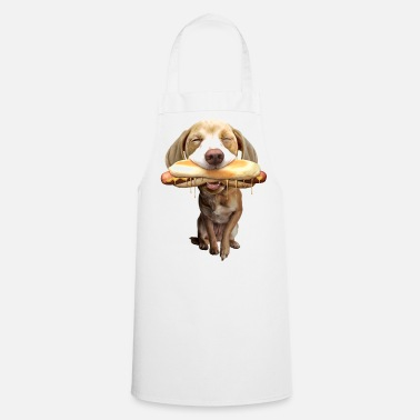 Retirement HOTDOG - Cooking Apron