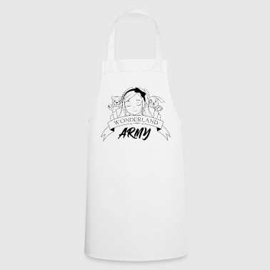 Wonderland Army - Cooking Apron