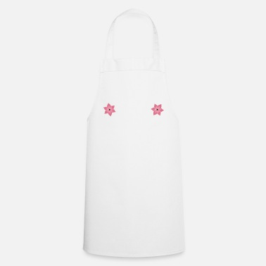 Nipples Nipple flower - Cooking Apron