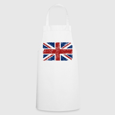 Union Jack - UK - Vintage Look  - Cooking Apron