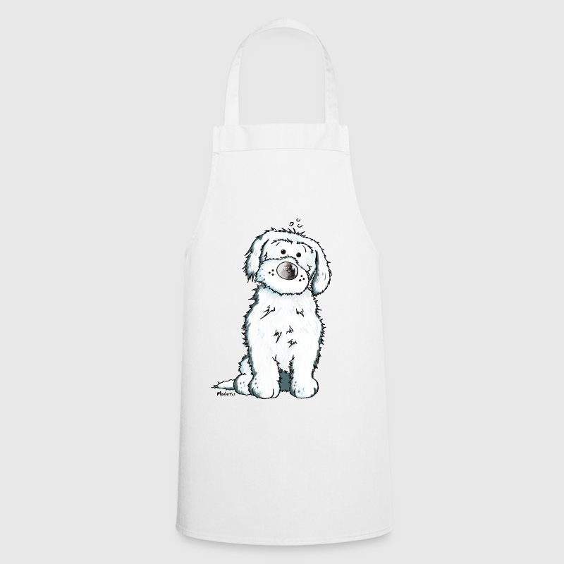 Funny Maltese Dog - Cooking Apron