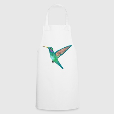 Hummingbird Smallest Bird in the World Bee Elf Nectar - Cooking Apron