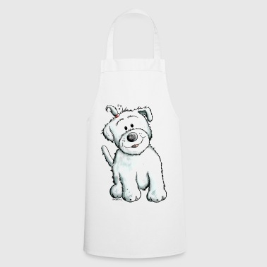 Cute Malteser - Cooking Apron