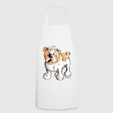 English Bulldog - Cooking Apron