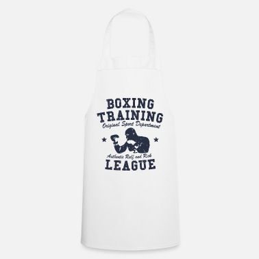 Training boxing training - Tablier de cuisine