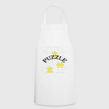 PUZZLE - Cooking Apron