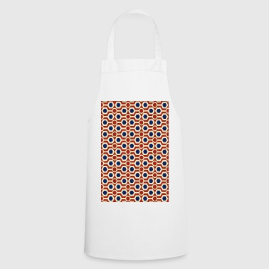 Wallpaper in vintage style - Cooking Apron