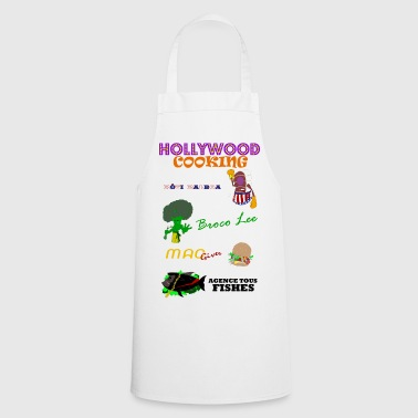 tablier hollywood cook - Tablier de cuisine