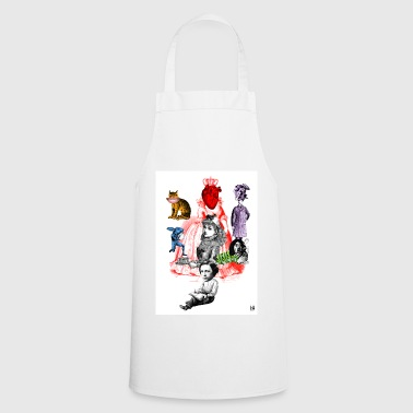 Alice in Wonderland - Cooking Apron