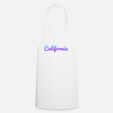 Californie Californie Californie - Tablier de cuisine