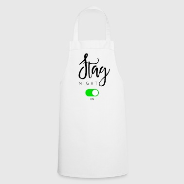 STAG NIGHT - Cooking Apron