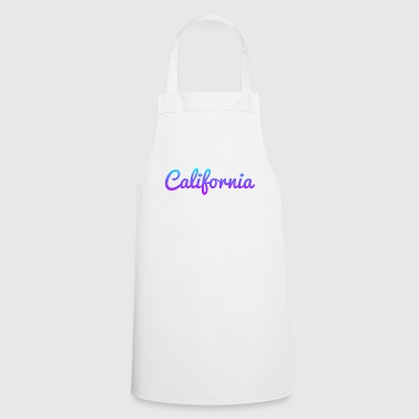 Californie Californie - Tablier de cuisine