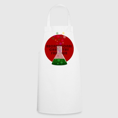Recreational Chemistry Fan Club (red) - Cooking Apron