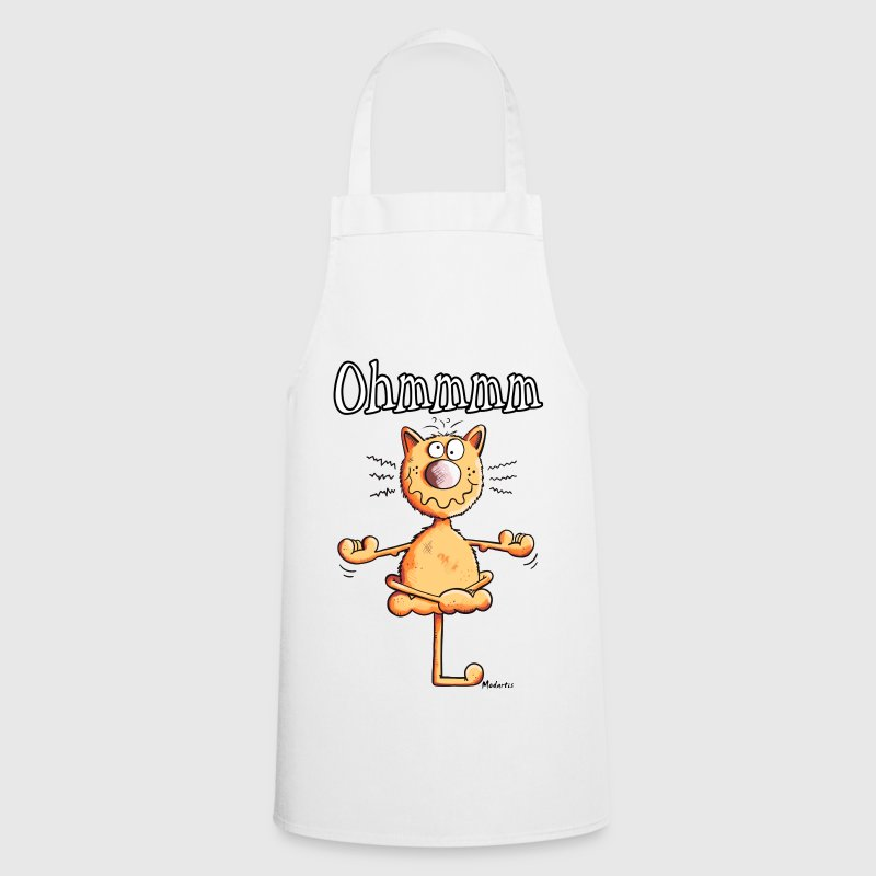 Ohmmmm Cat - Cooking Apron