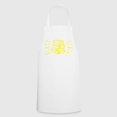 Reading Book Reading Is Lit Birthday Gift Idea - Cooking Apron