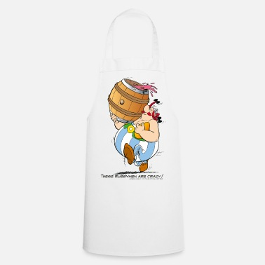 Officialbrands Asterix & Obelix - These Rugbymen - Apron