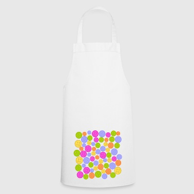 buttons - Cooking Apron