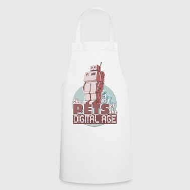 New Pets of the Digital Age - Cooking Apron