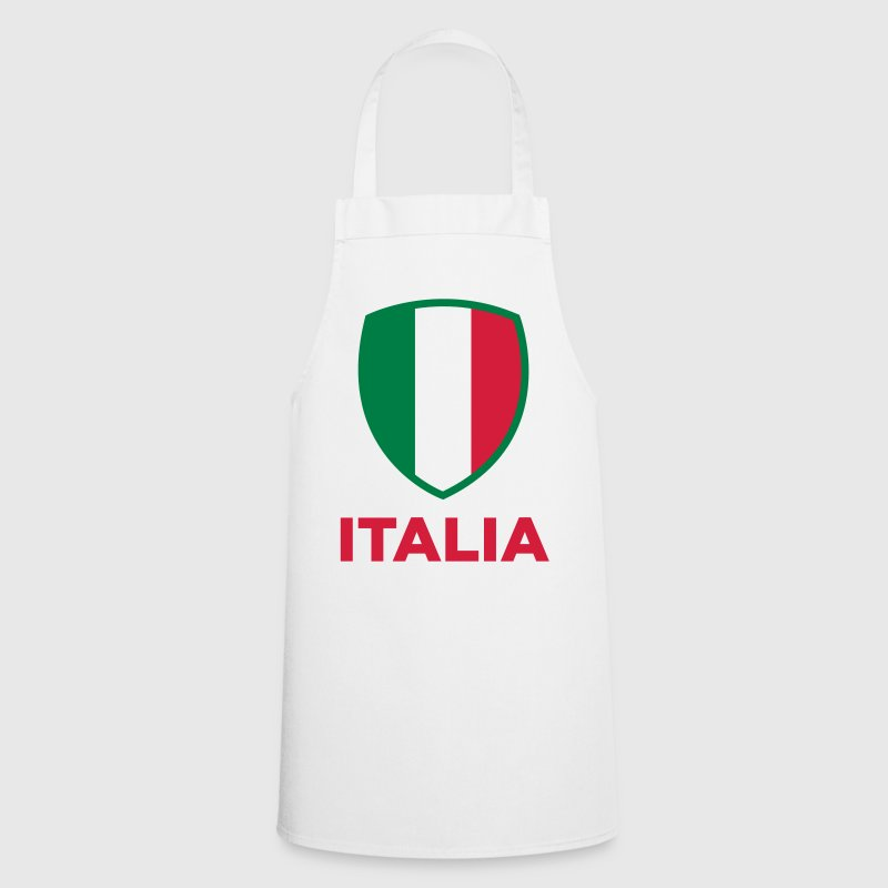 Drapeau national de l Italie - Tablier de cuisine
