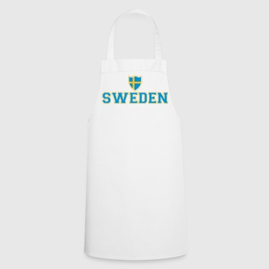 Sweden Shield - Tablier de cuisine