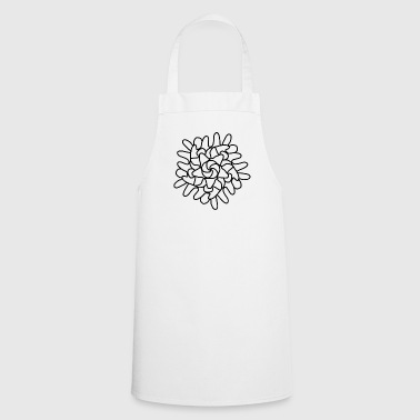 chaos bloom - Cooking Apron