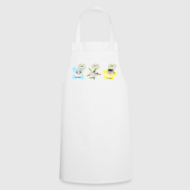 PhD student process Bottles & Mugs - Cooking Apron