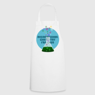 Recreational Chemistry Fan Club (blue) - Cooking Apron