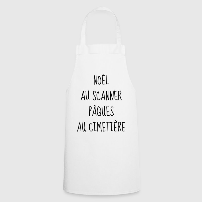 Humour - Drôle - Blague - Rire - Fun - Cool  - Tablier de cuisine