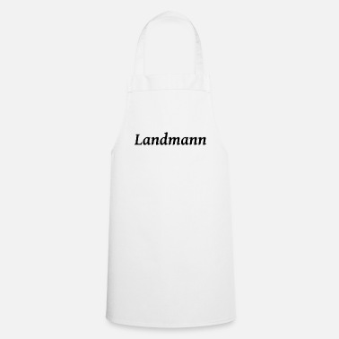 Farmer Farmer farmer - Cooking Apron
