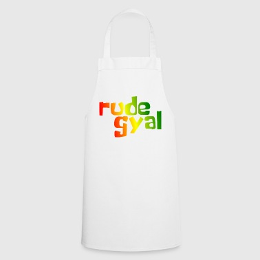 Rude Gyal - Cooking Apron