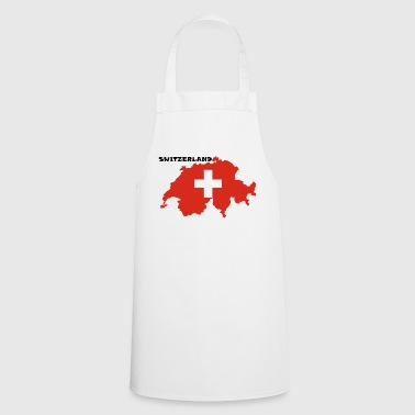 Switzerland, Switzerland - Cooking Apron